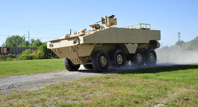 Lockheed Martin Introduces New ACV Candidate at Modern Day Marine Show