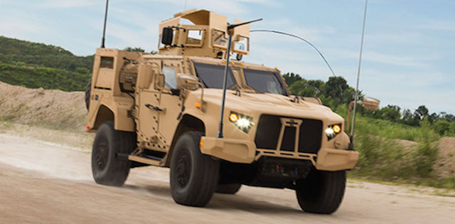Lockheed Martin filed protest against US DoD for the JLTV contract