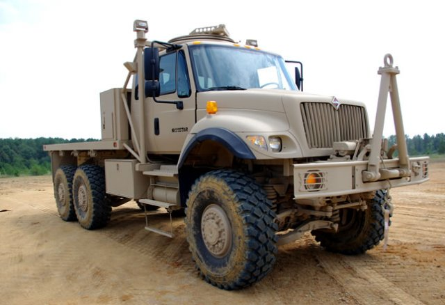 Navistar wins a 368mn FMS from Afghanistan for 2 293 Medium Tactical Vehicles 640 001
