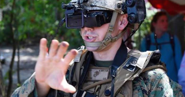 ONR's augmented reality system tested with live fire