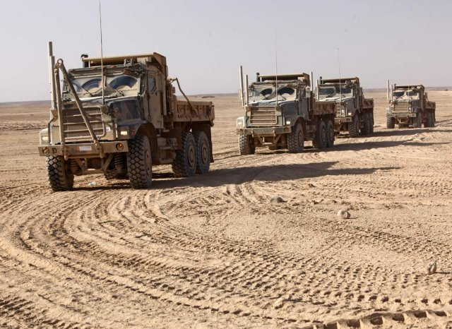 Oshkosh Defense receives a 47mn order from Iraq for 184 Medium Tactical Vehicles 640 0021