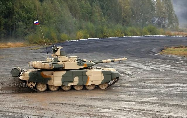 Russia in talks with India for a potential T-90 sale