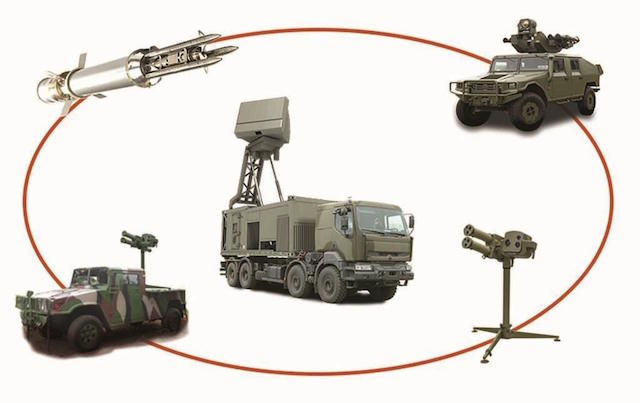 Thales to provide Forceshield and Starstreak to Malaysia