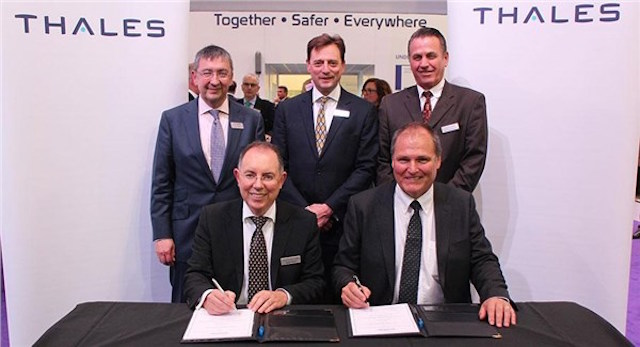 Thales wins Ajax vehicle's sighting system contract