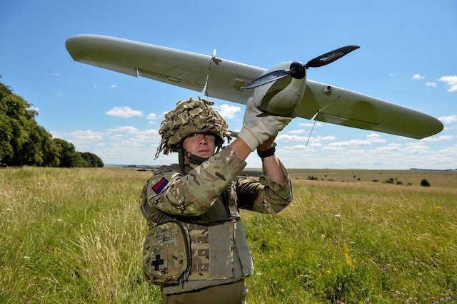 UK MOD brings two UAS used in Afghanistan into its core equipment programme
