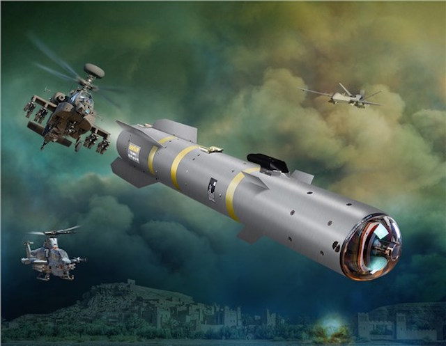 US Army and US Navy Award LM 66M for JAGM