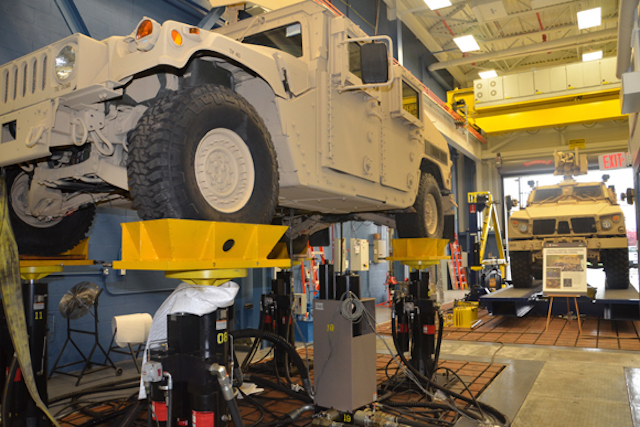 US Army contracted Alion to support new technologies for ground vehicles
