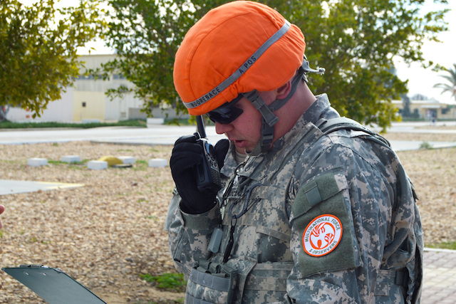 US Multinational Force Observer Soldier