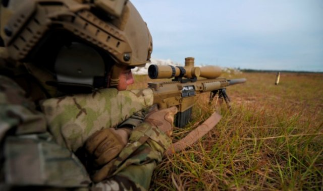 US Army to award Heckler Koch a 44 million contract to make its new comapct sniper system 640 001