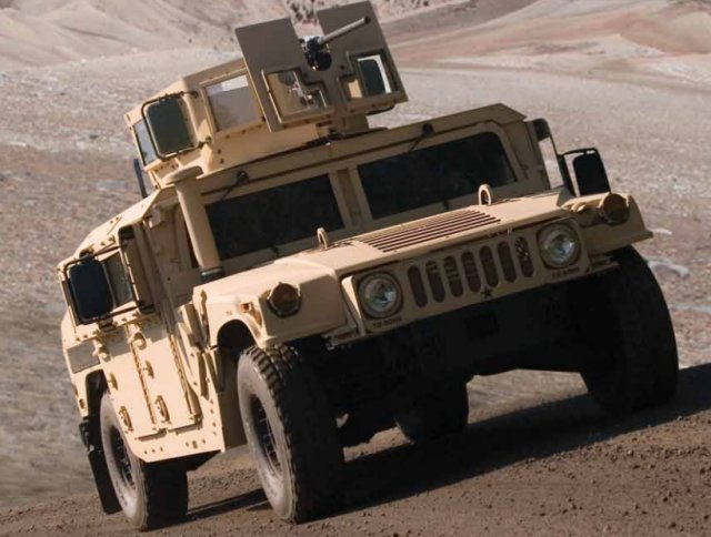AM General receives a 356 million order for more than 1600 Humvees 640 001