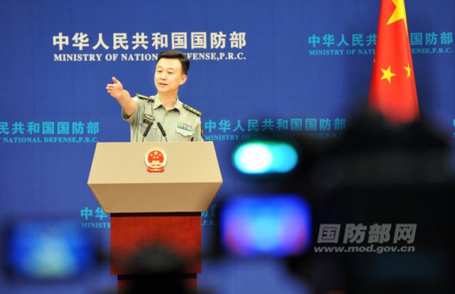 China to conduct joint training with Australia and USA 640 001