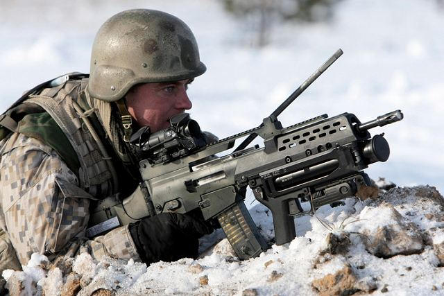 The Lithuanian Ministry of National Defence has signed an agreement on procurement of another batch of automatic rifles G-36 and under-barrel 40 mm HK269 grenade launchers procurement with German company Heckler & Koch GmbH.