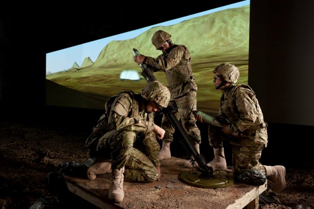 Meggitt Training Systems awarded Australian Defence Force contract for mortar simulators 640 001