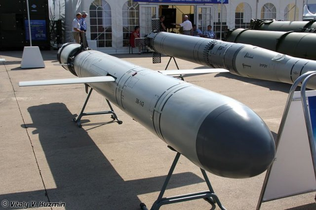 Russia develops missiles surpassing Kalibr in terms of range 640 001