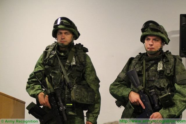 Russia receiving requests for export of Ratnik infantry combat system elements 640 001