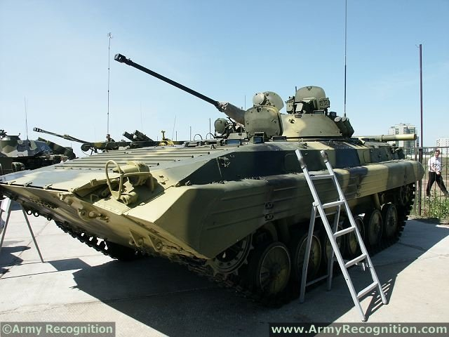 Russia s Ministry of Defense to overhaul BMP 2 Infanty Fighting Vehicles 640 001