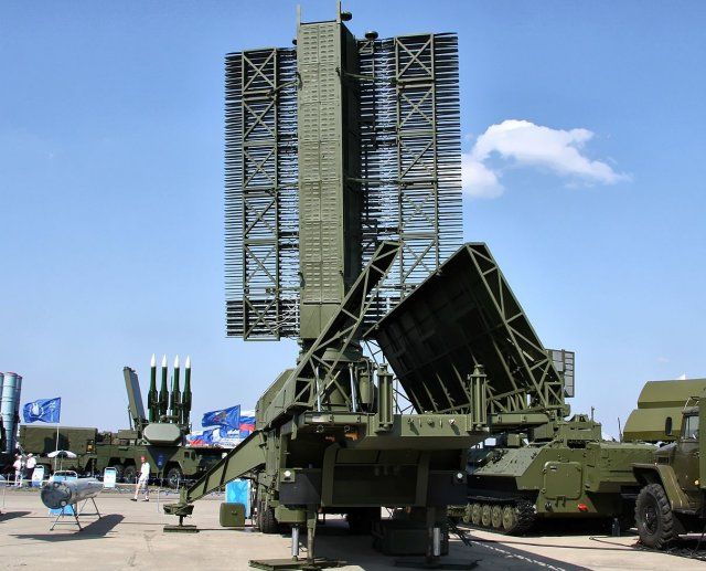 Russian made Protivnik GE radar enters in service with Belarusian air defense branch 640 001