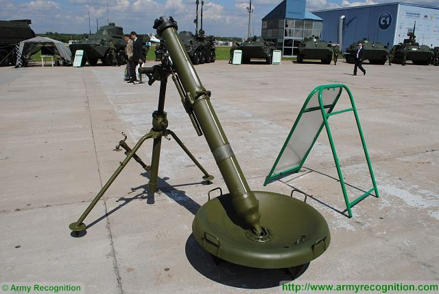 Russian 120mm Mortar : Russian gun artillery discussion thread page