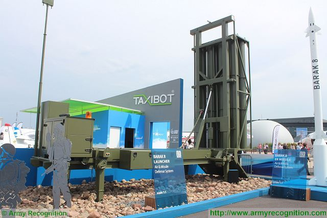 Azerbaijan has successfully test-fired Israeli-made Barak-8 long-range surface-to-air missile 640 001