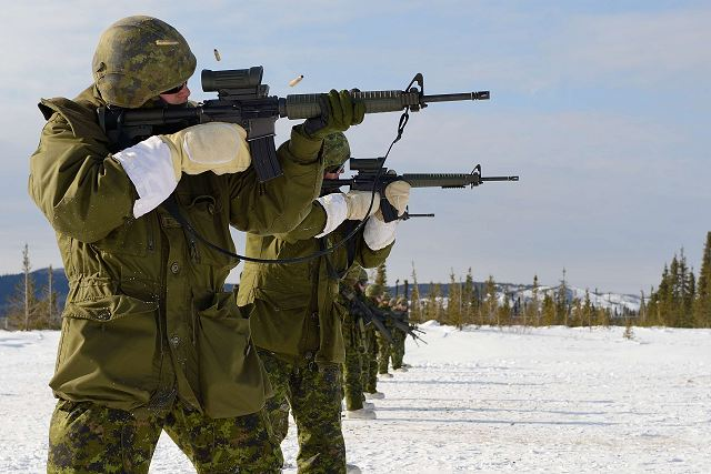 Defence Research and Development of Canada (DRDC), the research agency of the Department of National Defence, has begun the Future Small Arms Research (FSAR) project, a scientific evaluation of current technologies to ensure the Canadian Army (CA)'s small arms of tomorrow will meet all of its operational needs. (Source Canadian army website)