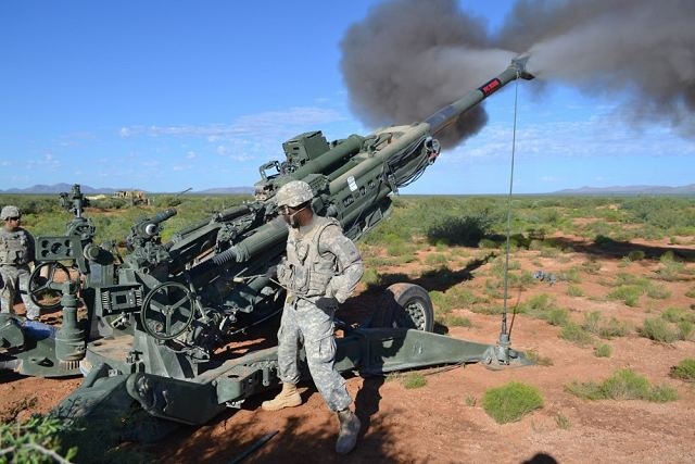 On Wednesday, November 30, 2016, the Indian government has signed the final contract to acquire 145 M777A2 LW155 155mm ultralight howitzer artillery pieces from the United States. This contract was awarded to the U.S. subsidiary of BAE Systems.