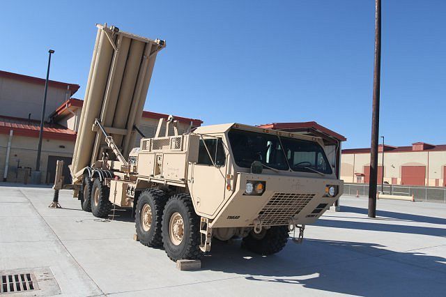 According some Internet news sources, Japan is considering to purchase the American-made air defense missile system THAAD (Terminal High Altitude Area Defense). After South Korea, Japan could be another new foreign country who is interested to deploy the THAAD.
