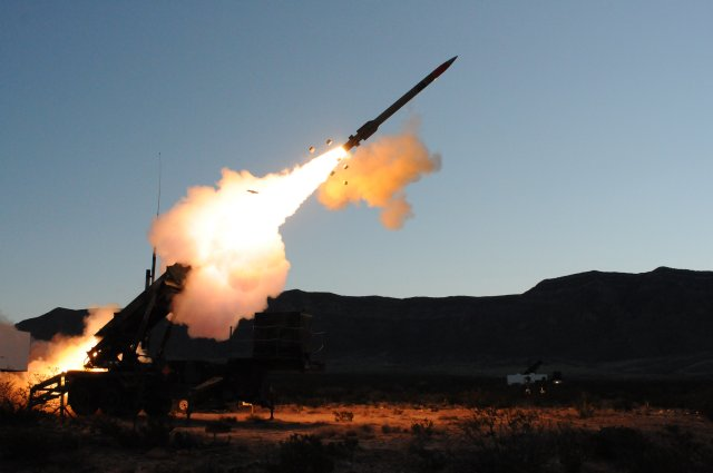 Lockheed Martin receives 1 45 billion contract for PAC 3 missiles 640 001