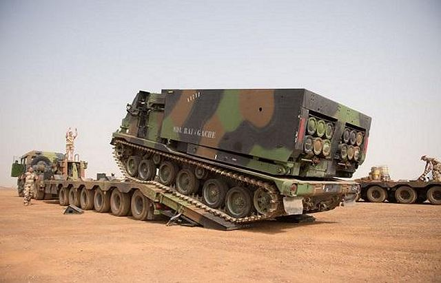 "Since February 14, 2016, the French Army ""Barkhane Force"" which operates in Mali against Islamic terrorism in Africa has deployed three LRU (Lance- Roquette Unitaire - MLRS Multiple launch Rocket System) from the 1st Artillery Regiment of Belfort. This is the first operational deployment for this type of weapon since its entry into service in 2014."