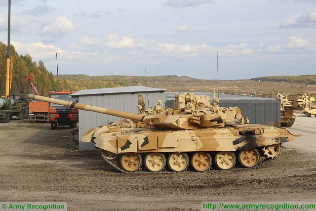 Iran ready to produce local-made Karrar main battle tank with features similar to Russian T-90 MBT 640 001