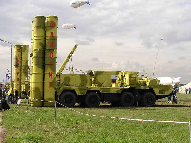 Iran will take delivery of first Russian-made S-300 air defense missile the first quarter of 2016 640 001