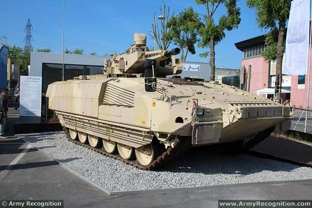 Rheinmetall is expected to propose its Puma tracked infantry fighting vehicle, a joint venture with Krauss-Maffei WegMann GmbH, under the Australian A$10 billion tender for 450 armored troop carriers. The joint venture has confirmed that it will respond to the Land 400 Phase 3 request for information.