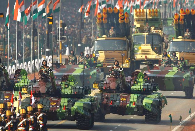 Russia continues to be the largest army supplier to India with a total of 5 billion dollar in the last 3 years 640 001