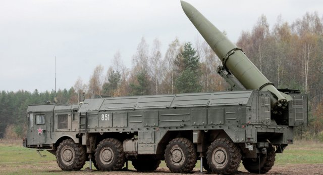 Russian Central Military District to receive Iskander missile systems to replace Tochka-Us 640 001