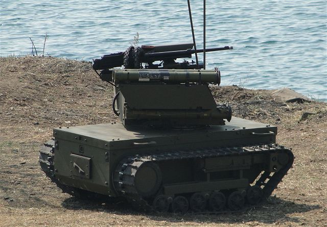 Russian Special Forces have received Platform-M UGV Unmanned Ground Vehicles 640 001