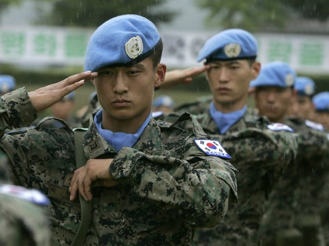 South Korea to dispatch 6th batch of peacekepping troops to South Sudan 640 001
