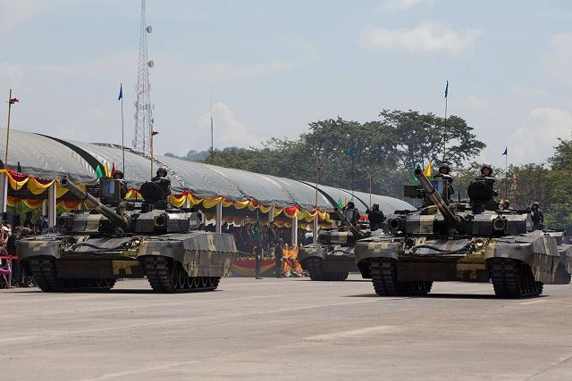 Thailand has allocated new budget of 255 million dollar to purchase new main battle tanks 640 001