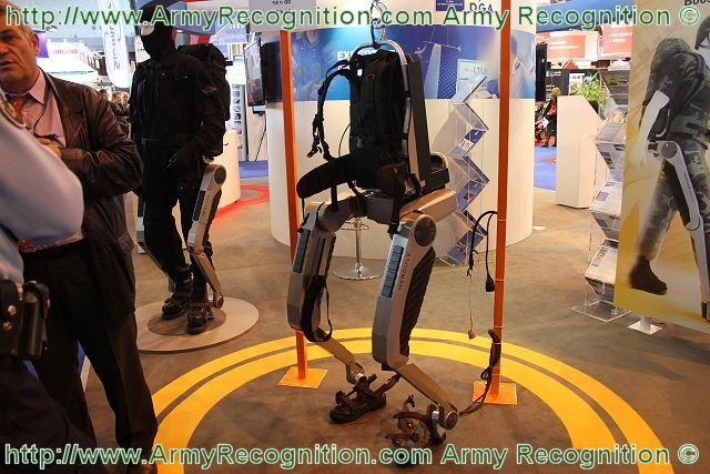 The development of mind-controlled combat exoskeletons is under way in Russia 640 001
