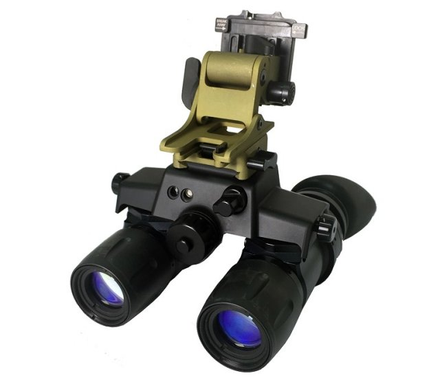 Troya Tech Defense has developed the Ninox Night Vision Binocular for Special Forces market 640 001