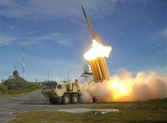 US could deploy THAAD air defense missile system in South Korea against North Korea threats 640 001