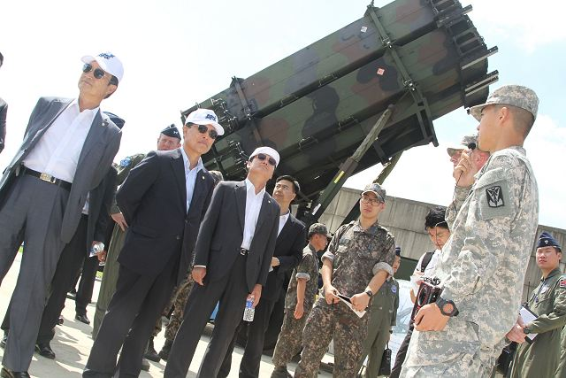 United States to deploy additional Patriot air defense missile systems in South Korea 640 001