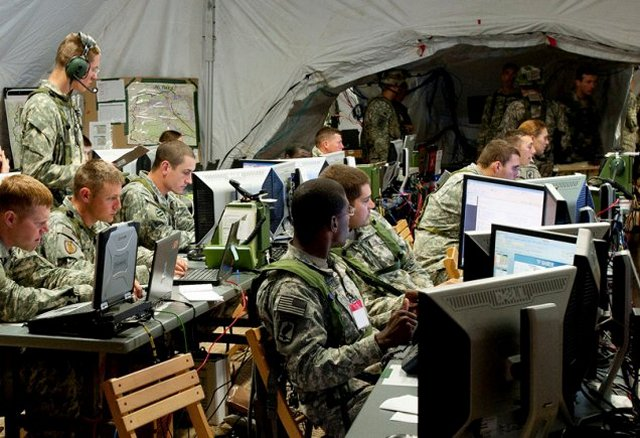 Booz Allen wins a 159 million contract to streamline the US Army tactical and data network 640 001