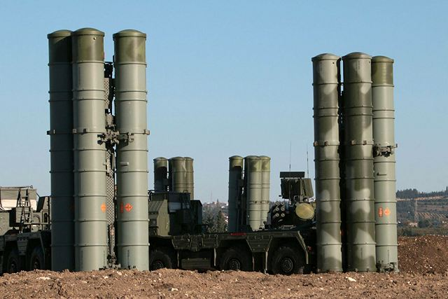 New regiment of S-400 air defense system entered in service with the Russian Aerospace Forces 640 001