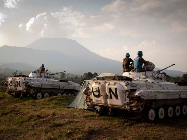 Ugandan rebels attack Democratic Republic of Congo arm camp and positions of MONUSCO 640 001