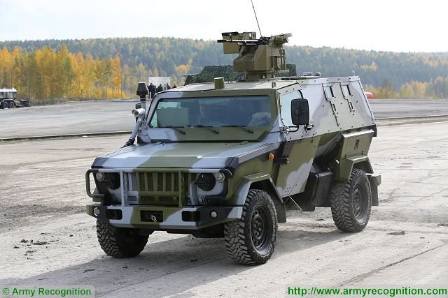 Russian MoD to get LShA-2B light assault vehicles 640 001