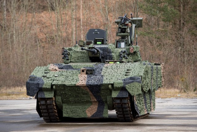 Thales Selects Prism Tech s Vortex OpenSplice for Sighting Systems on AJAX Vehicle Programme 640 001
