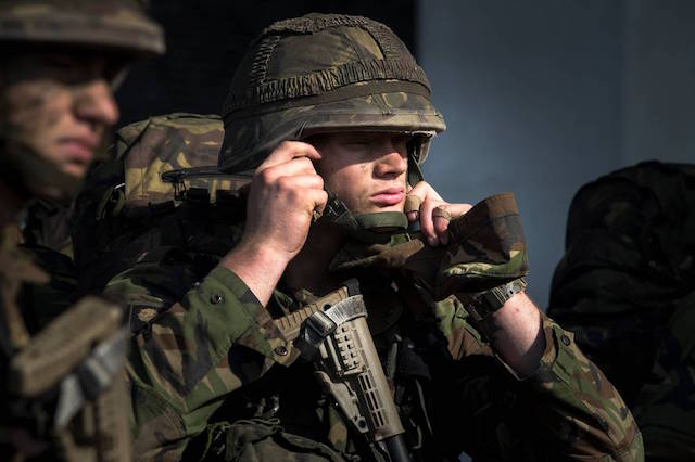 Dutch MoD to procure new helmets and uniforms