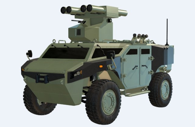 FNSS and-Turkish Undersecretariat for Defense Industries sign contract for Anti Tank Vehicle Project 640 001
