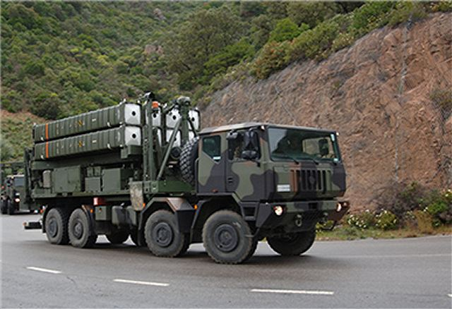 Italy has deployed SAMP/T surface-to-air defense missile system on the Turkish-Syrian border s part of NATO's package of assistance measures set to be fully applied prior to the July 8-9 Warsaw Summit. The Italian air defense system will replace the German Patriot missile systems that finished their three-year, mandated mission.