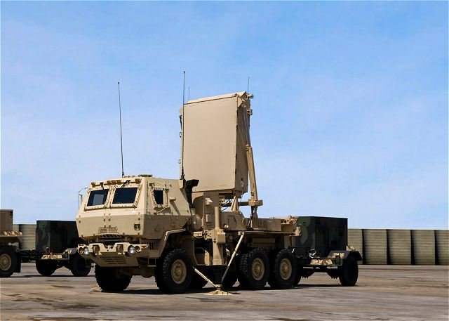 Lockheed Martin demonstrates Counter UAS capability of its Q 53 Radar 640 001
