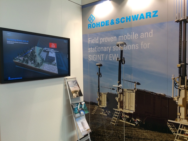Rohde Schwarz and Texas Instruments on strategic relationship